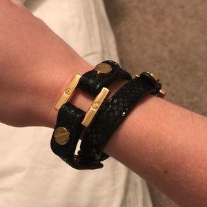 Tori Burch wrap bracelet